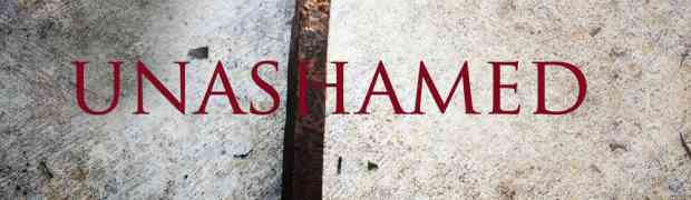 Are you ashamed of Jesus?