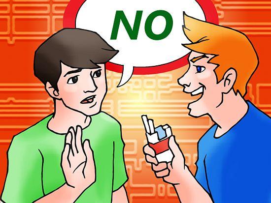 550px-Say-No-to-Negative-Peer-Pressure-Step-1